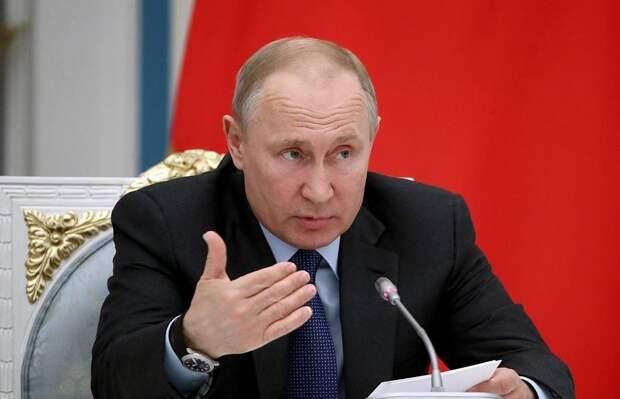 Президент России объяснил, какими мотивами руководствовалась его дочь, войдя в число испытателей вакцины от COVID-19