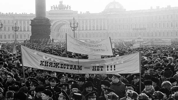 Тысяча причин развала СССР. И одна главная