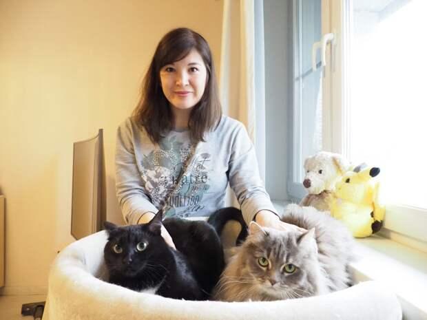 Жители Строгина объединились, чтобы спасать бездомных животных
