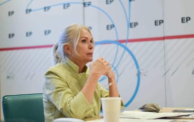 Депутат ГД Ирина Белых: При реализации программы реновации нужно идти на шаг впереди