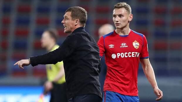 Чалов — о лидерстве ЦСКА: «Никакого давления не чувствуем. Хотим побеждать в каждой игре и на таблицу не смотрим»