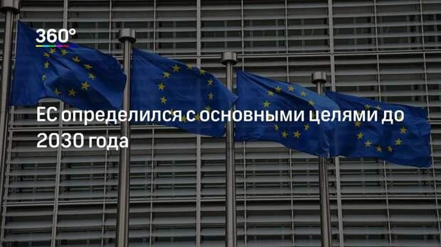 ЕС определился с основными целями до 2030 года