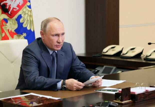 На Украине обеспокоились после слов Путина: «Ответ будет жестким»