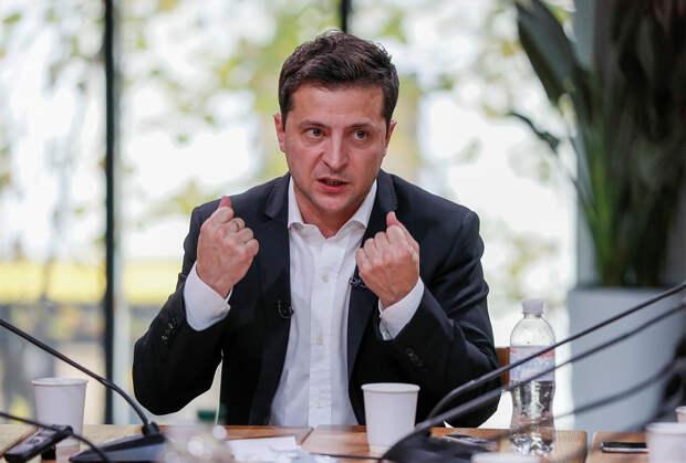 Зеленский пошел на силовое подавление оппозиции