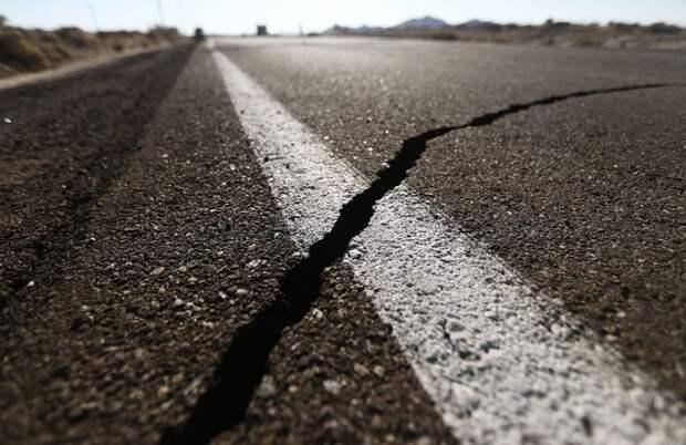 Сильное землетрясение произошло в Иркутской области и Бурятии