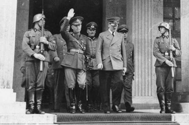 Переобулись в прыжке. Как слуги Гитлера врут, что помогли победить фашизм
