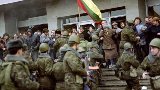 Литва должна ответить за сокрытие преступников