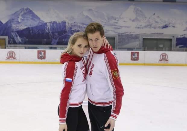 Виктория Синицина и Никита Кацалапов / Фото: Ярослав Чингаев