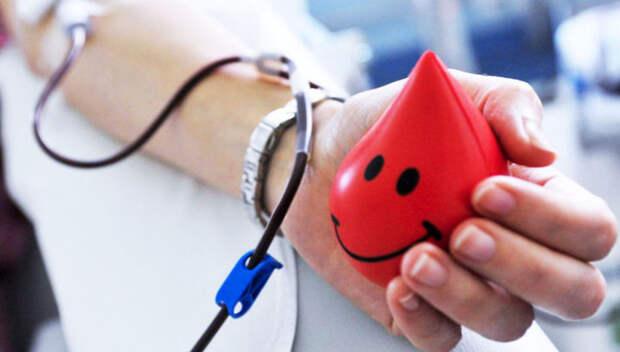 Донорство во время эпидемии: как сдать кровь в Подольске и почему это важно