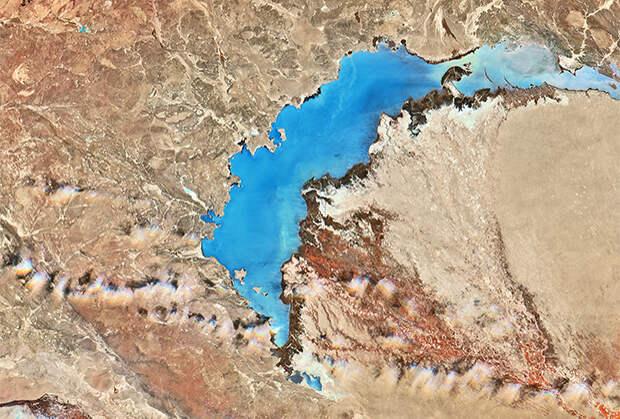 Казахстан, озеро Балхаш
