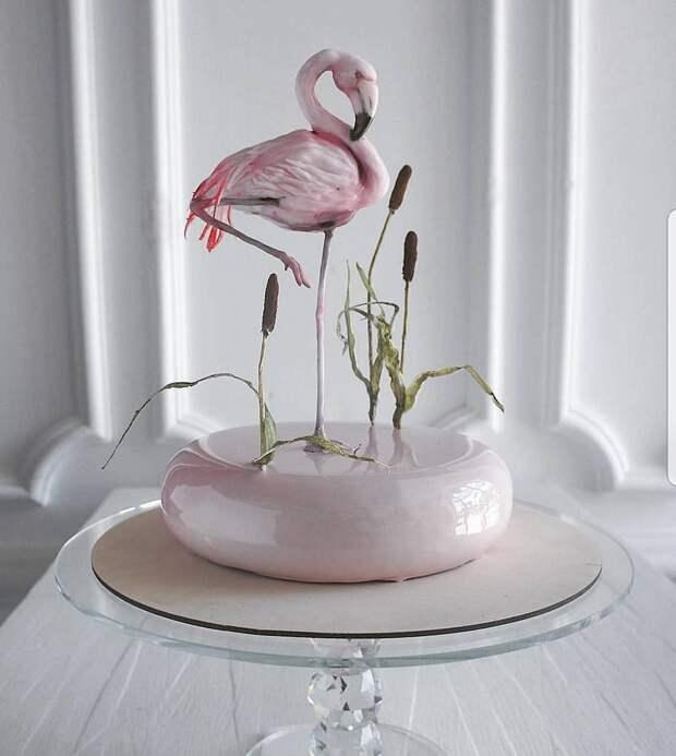Уникальные торты, которые выглядят как произведения искусства