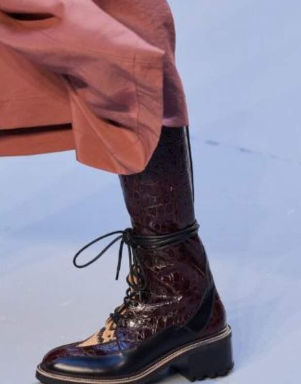 ТОП 5 трендов зимней обуви 2020-2021