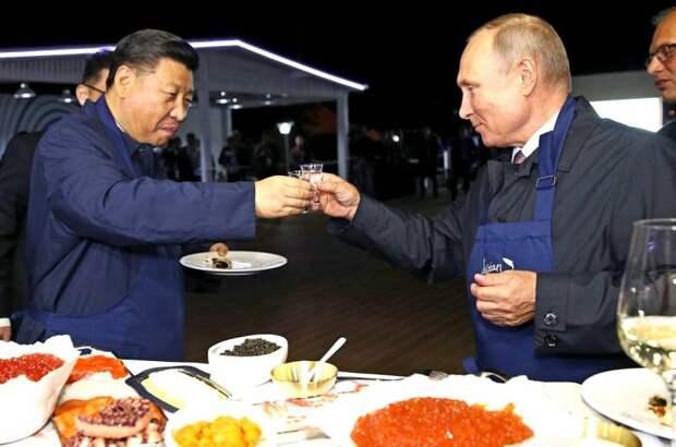 В шаге от союза: что означает визит Си Цзиньпина в Россию