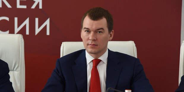 Врио главы Хабаровского края предложил сократить расходы на чиновников