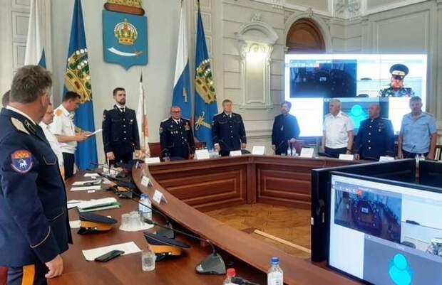 Астраханские казаки примут участие в параде на Дону ко Дню Покрова