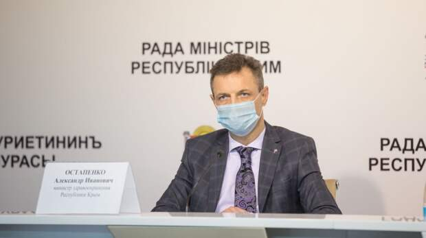 Александр Остапенко рассказал о ситуации с оказанием медицинской помощи больным COVID-19 и внебольничными пневмониями, а также о ходе вакцинации в республике