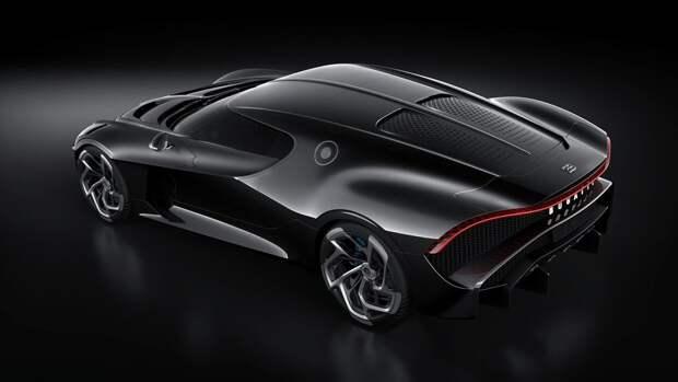 Bugatti презентует самый дорогой автомобиль 31 мая