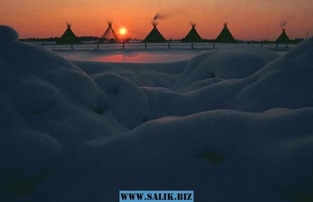 Тьма среди дня: «Чёрный день» на Ямале