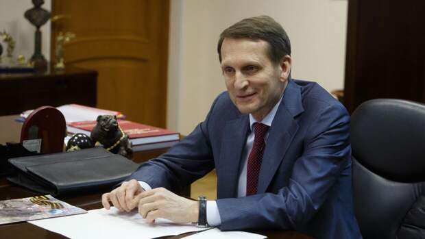 Глава СВР Нарышкин предположил, кто мог взломать SolarWinds