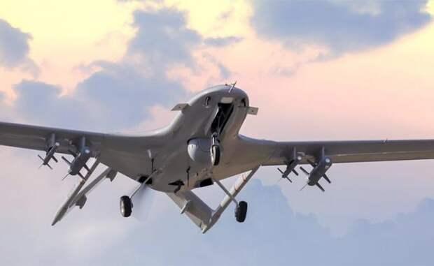 Воздушные битвы: Залётные «Байрактары» зажмут «Ланцетом» и добьют «Охотником»