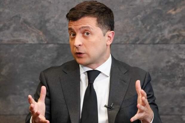 Зеленский потребовал рассмотреть запрет гастролей россиян в Украине