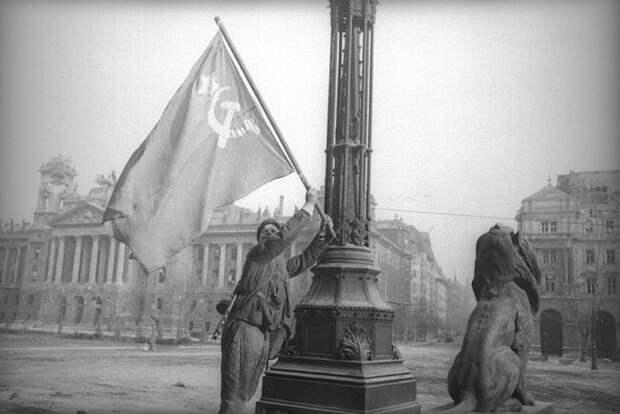Илья Остапенко: тайна гибели парламентера Красной Армии в Будапеште
