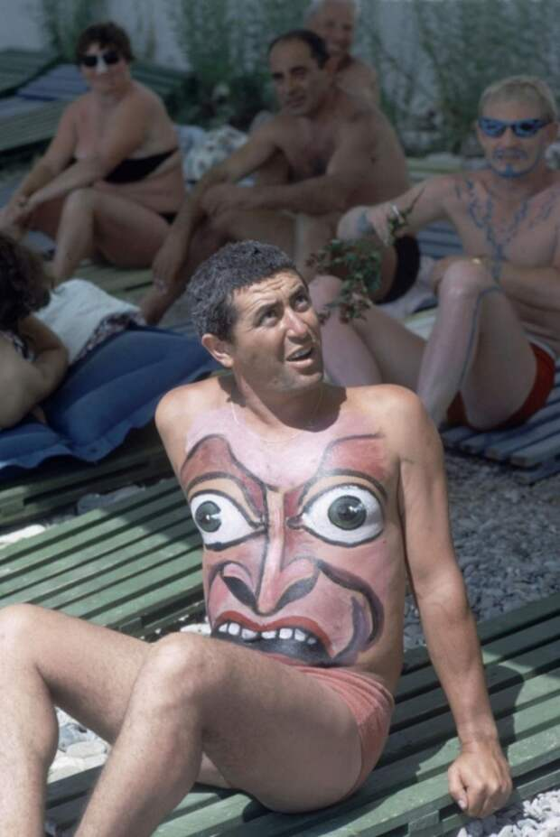 Сочи 1967 года в объективе американского фотографа Эпприджа (19 фото)