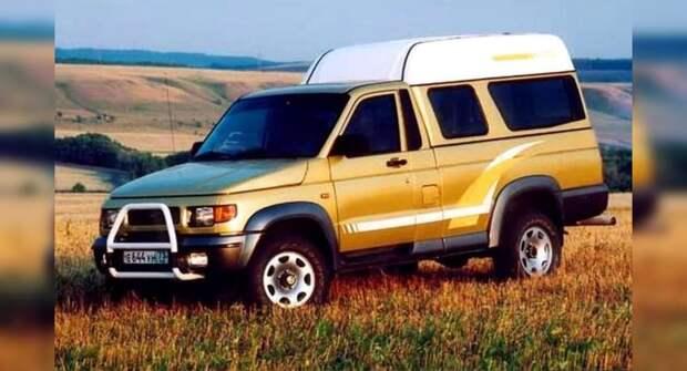 5 концептов УАЗа, которые не пошли в производство