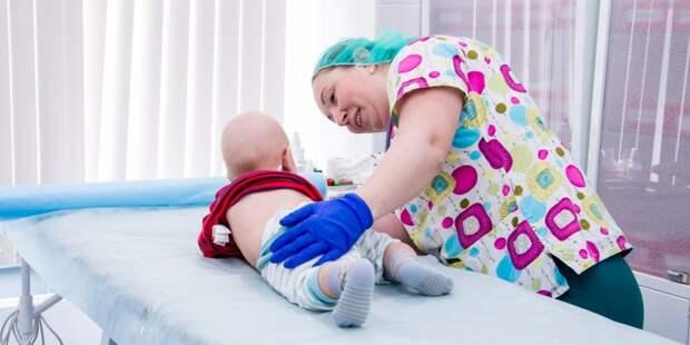 Жительнице Марьиной рощи вернули брошенного ею ребёнка