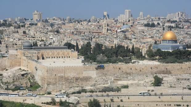 Военные Израиля нанесли удары по домам командования палестинского движения ХАМАС