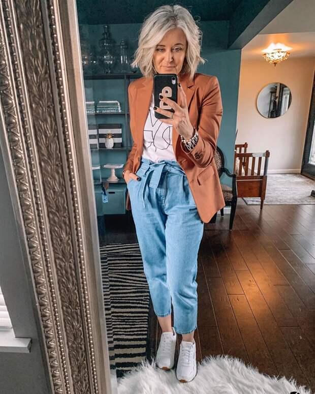 Молодеем без процедур: Как одежда помогает стать моложе женщине 50+