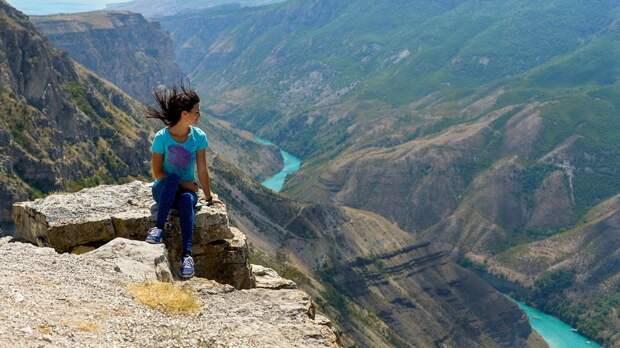 Самые удивительные каньоны России (ФОТО)