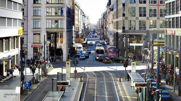 Le Monde: Если туристы не вернутся в Германию, продавцы в Берлине не продержатся и полугода
