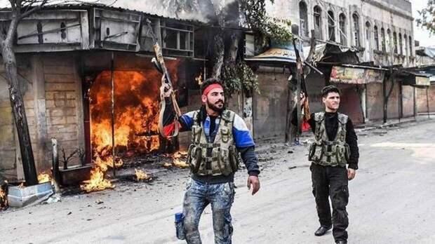 Террористы ПНС продолжают терроризировать захваченную Тархуну