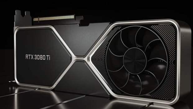 NVIDIA анонсировала новые видеокарты GeForce RTX 3070 Ti и RTX 3080 Ti