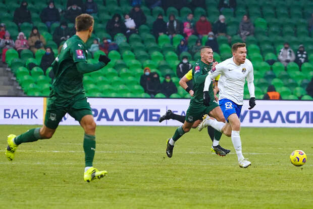ФК «Краснодар» - «Сочи» - 1:2