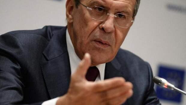 Лавров утер нос Зеленскому – границы с Донбассом не видать