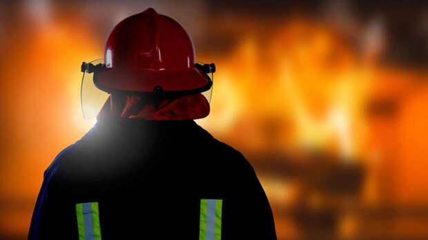 В Мытищах потушили пожар в цехе, где погибли пять человек