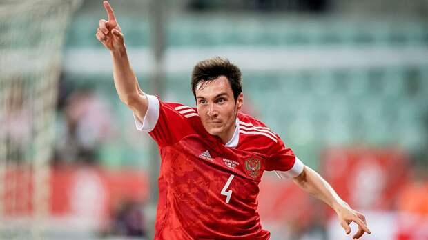 Сборная России сыграла вничью с Польшей в контрольном матче