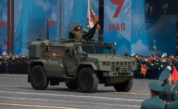 Парад подтвердил: Донбасс — это Россия