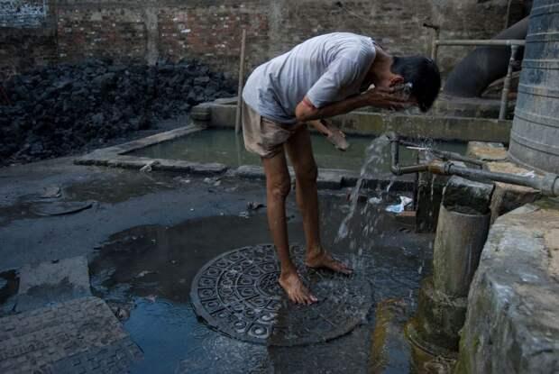 Как делают канализационные люки для улиц Нью-Йорка в Индии? 9 фото
