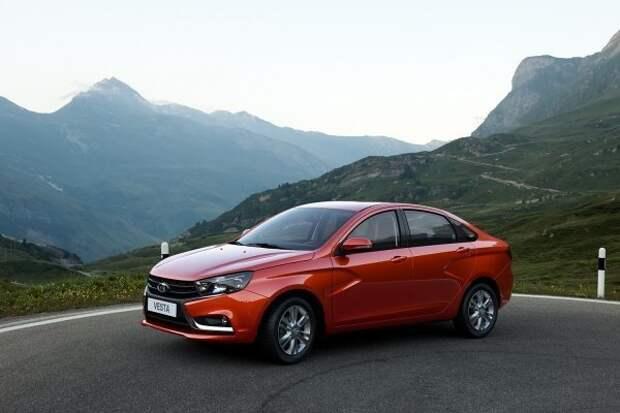 Продажи Lada рекордно растут в России благодаря инновационным внедрениям