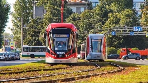 Трамваи на севере Москвы вернулись к прежним маршрутам