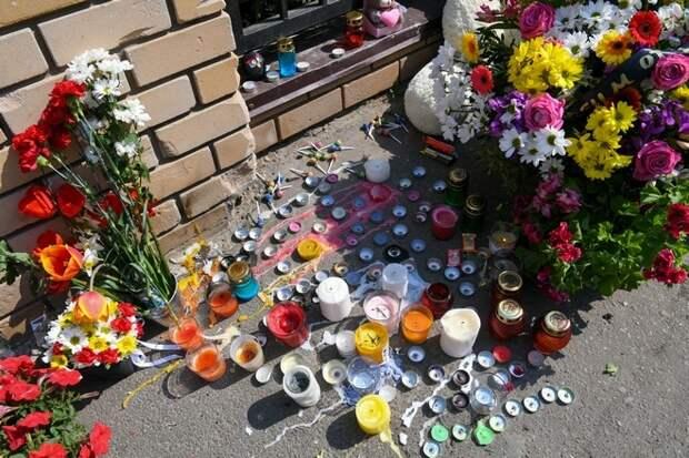 Узнали по белой заколке: мать убитой в Казани ученицы рассказала о дочери