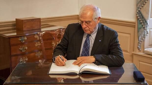 Евросоюз заявил о расширении санкционного списка по Белоруссии
