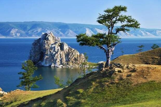 Ольхон - особое место для шаманов. /Фото: culture.ru
