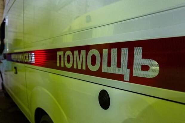 В Челябинской области Cadillac сбил двух девочек на пешеходном переходе