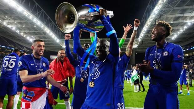 Полузащитник «Челси» Канте признан лучшим игроком финала Лиги чемпионов