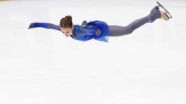 Тренер команды Тутберидзе Высоцкая: «Трусова прыгает ввысоту роста моих учеников. Ясмотрю идумаю: «Ка-а-ак?»