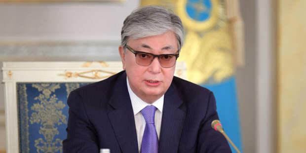 Президент Казахстана отметил роль Нацбанка в обеспечении финансовой стабильности страны
